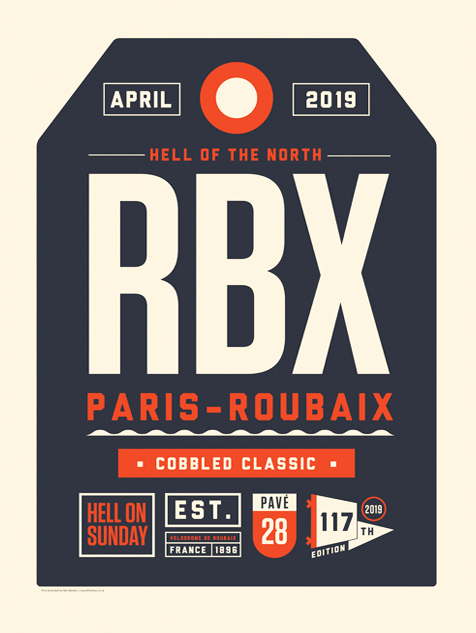 Image of Paris-Roubaix 2019