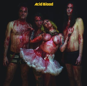 Image of Acid Blood - Acid Blood LP