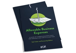 Image of Allowable Business Expenses 2019/2020 Design