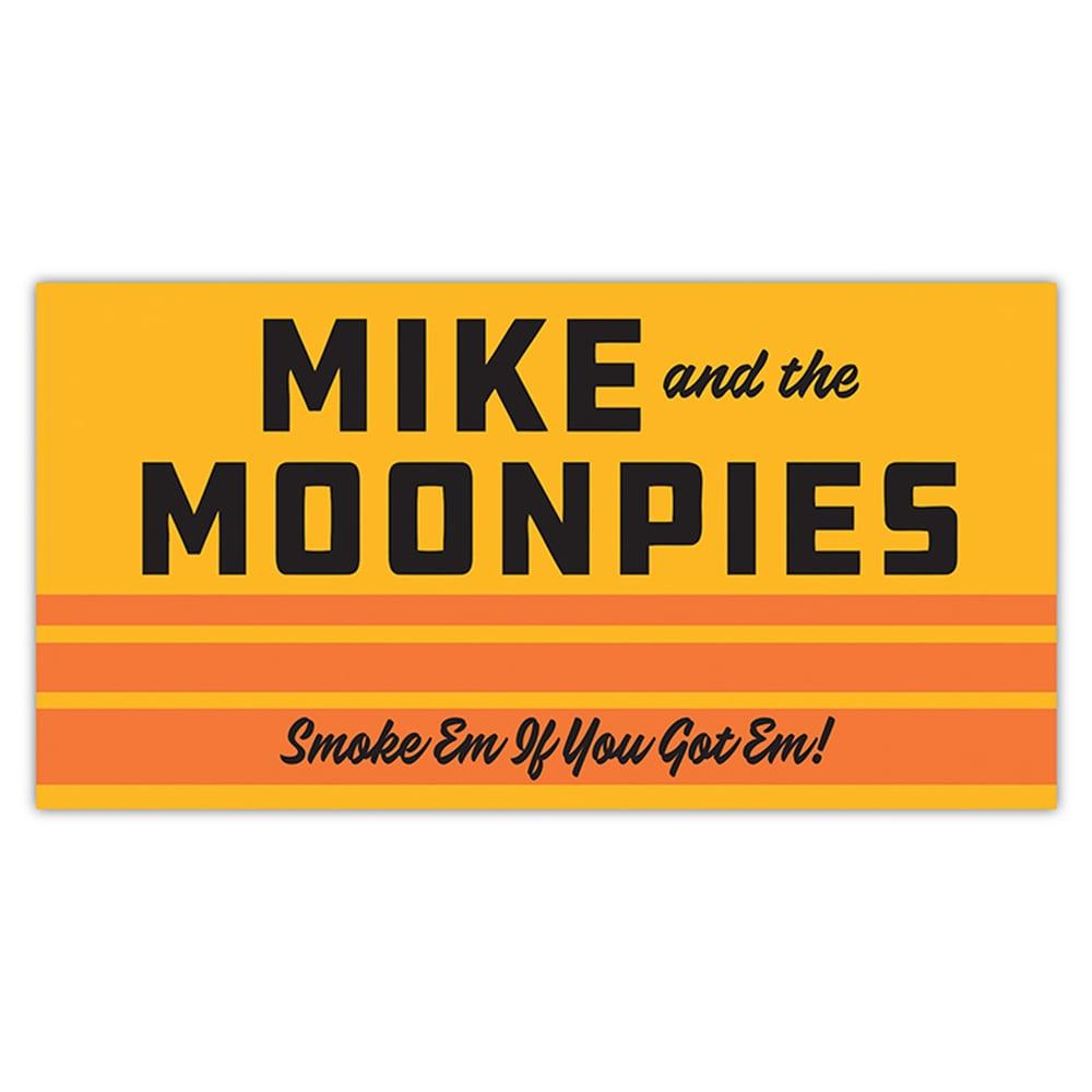 Image of 'Smoke Em' Bumper Sticker