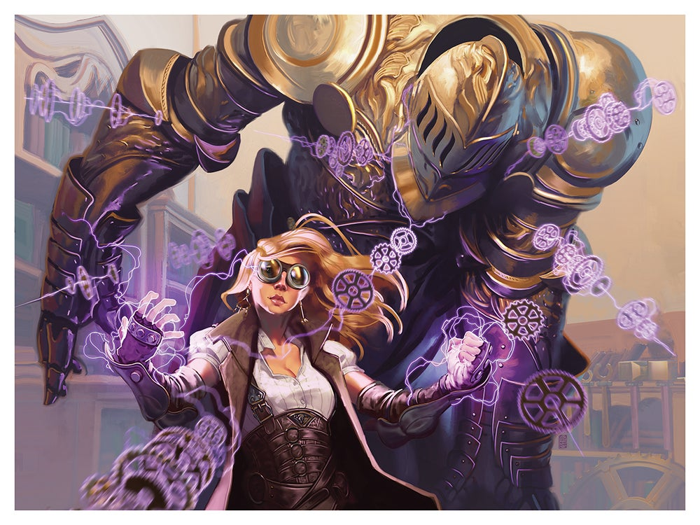 Image of Clockwork Magic