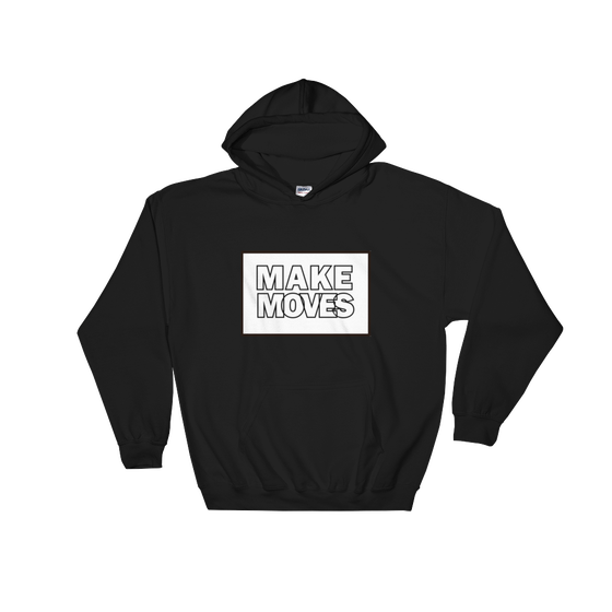 Image of MAKE MOVES OG HOODIE