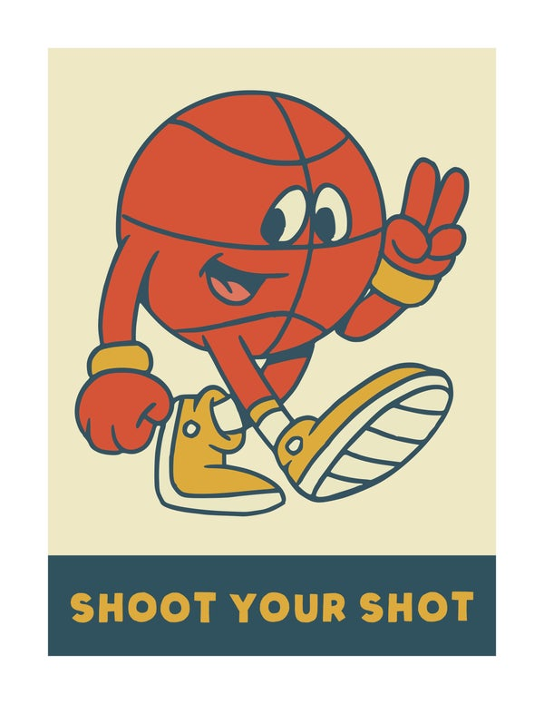 Image of Little Basketball Man