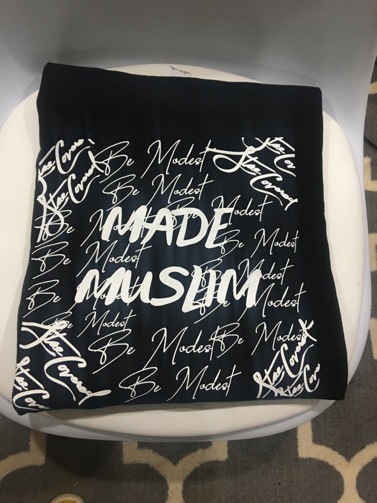 Image of Made Muslim Long Sleeve T-Shirt