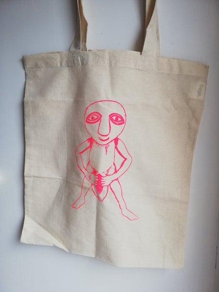 Image of Sheela na gig Totebag