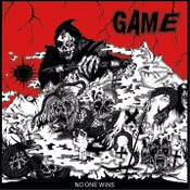 Image of GAME - NO ONE WINS LP