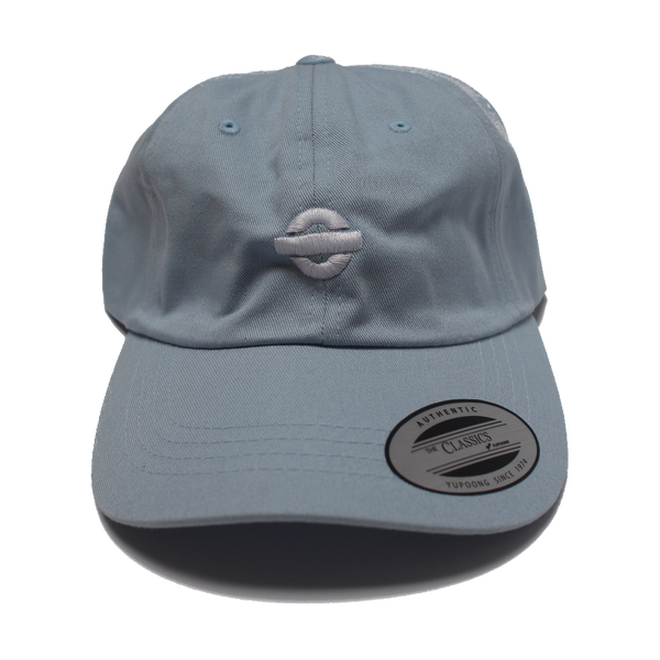 Image of UGORG Classic Dad Hat (Blue with White logo)