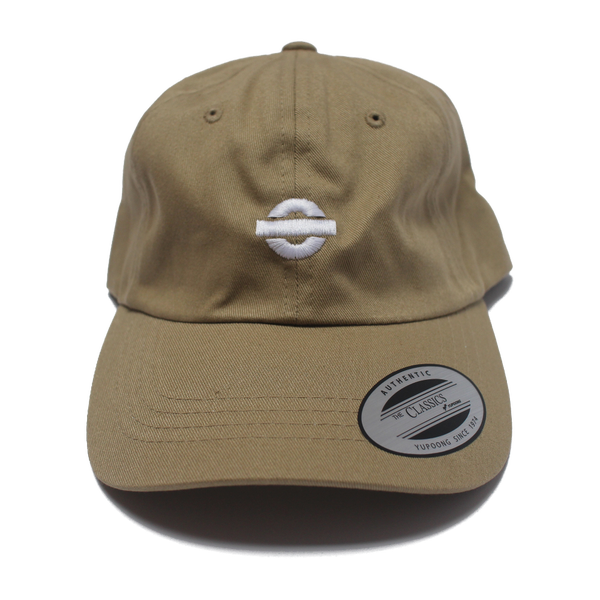 Image of UGORG Classic Dad Hat (Gold with White logo)