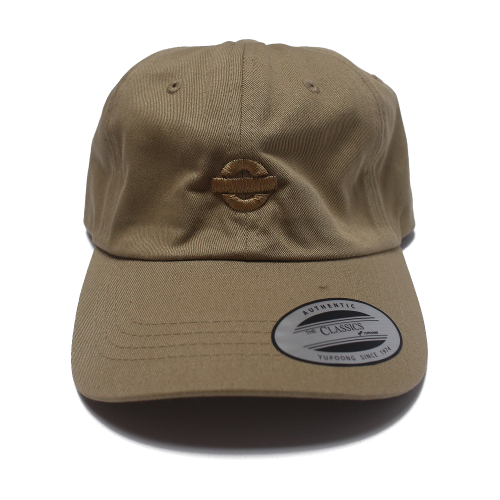 Image of UGORG Classic Dad Hat (Gold with Gold logo)