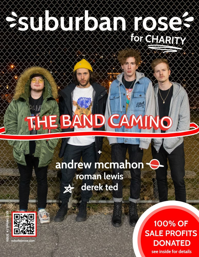 Image of Issue Four: The Band CAMINO