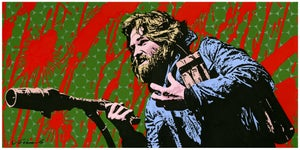 Image of KURT RUSSELL bumper sticker
