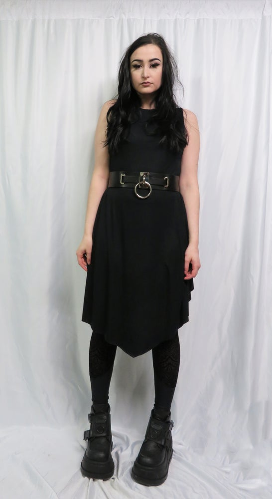 Image of Midi Modal Tank Dress