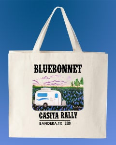 Image of 2019 Bluebonnet Rally Tote Bag