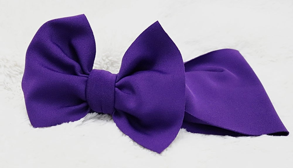 Image of Amethyst bow
