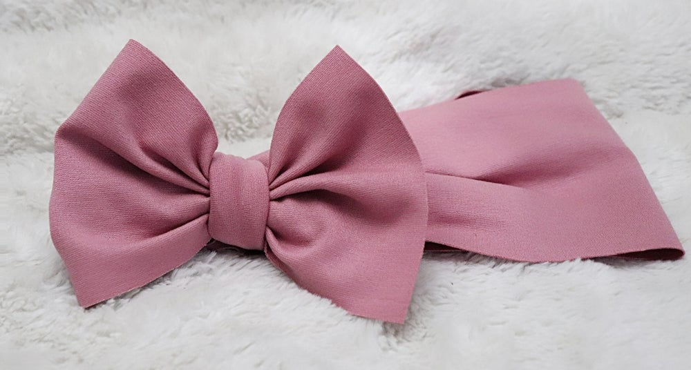Image of Rose bow