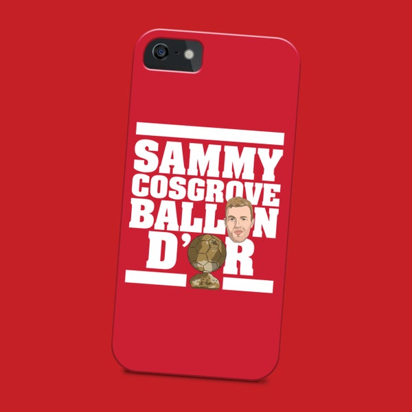 Image of Sammy Cosgrove Ballon d'Or phone case