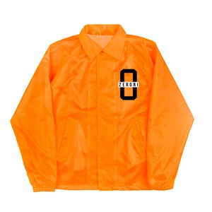 Image of ZERONI OG COACH JACKET | CHILDHOOD HERO EXCLUSIVE RELEASE