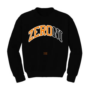 Image of TEAM ZERONI CREWNECK | CHILDHOOD HERO EXCLUSIVE RELEASE