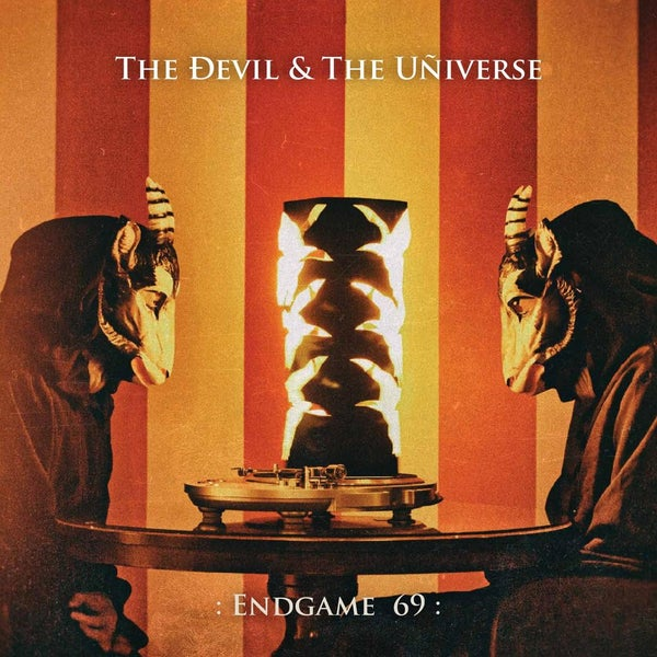 Image of [a+w lp027] The Devil & The Universe - : ENDGAME 69 : LP (out: 21.06.2019)