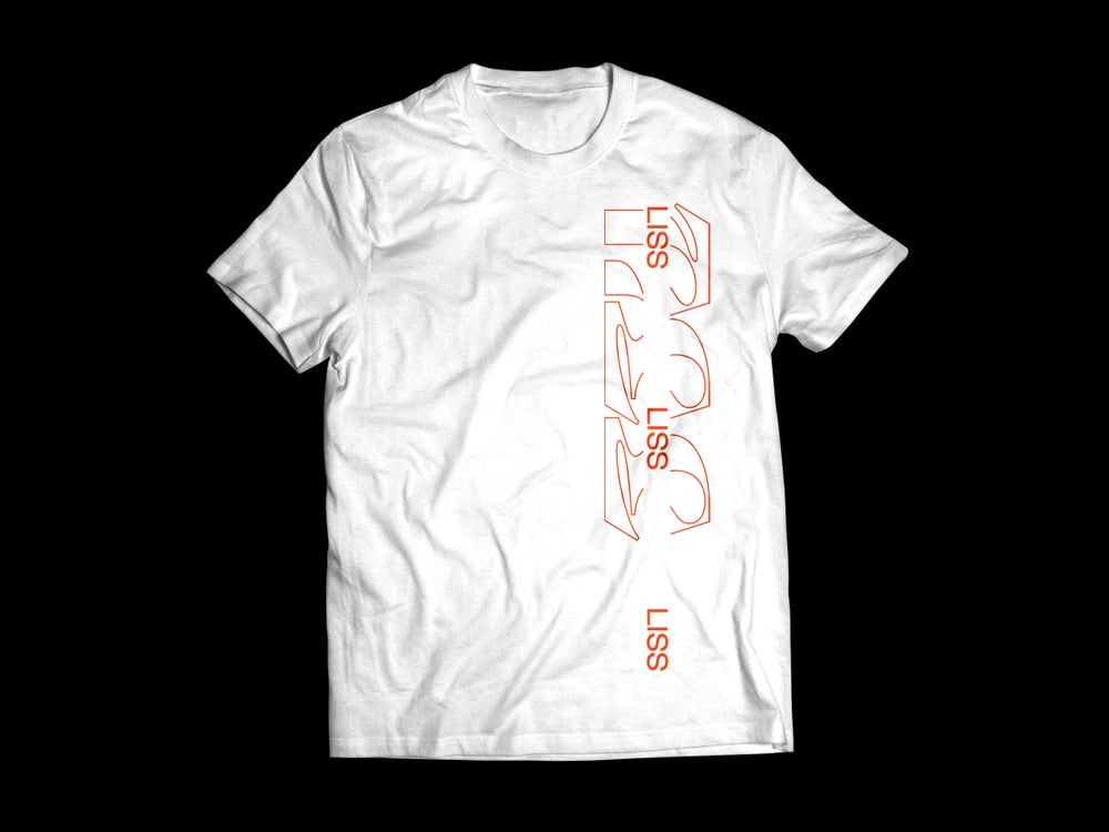 Image of LISS short sleeve logo t-shirt