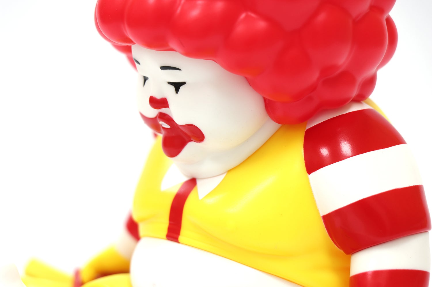 Image of CHUNK 'LARGE FRIES' EDITION SOFT VINYL FIGURE
