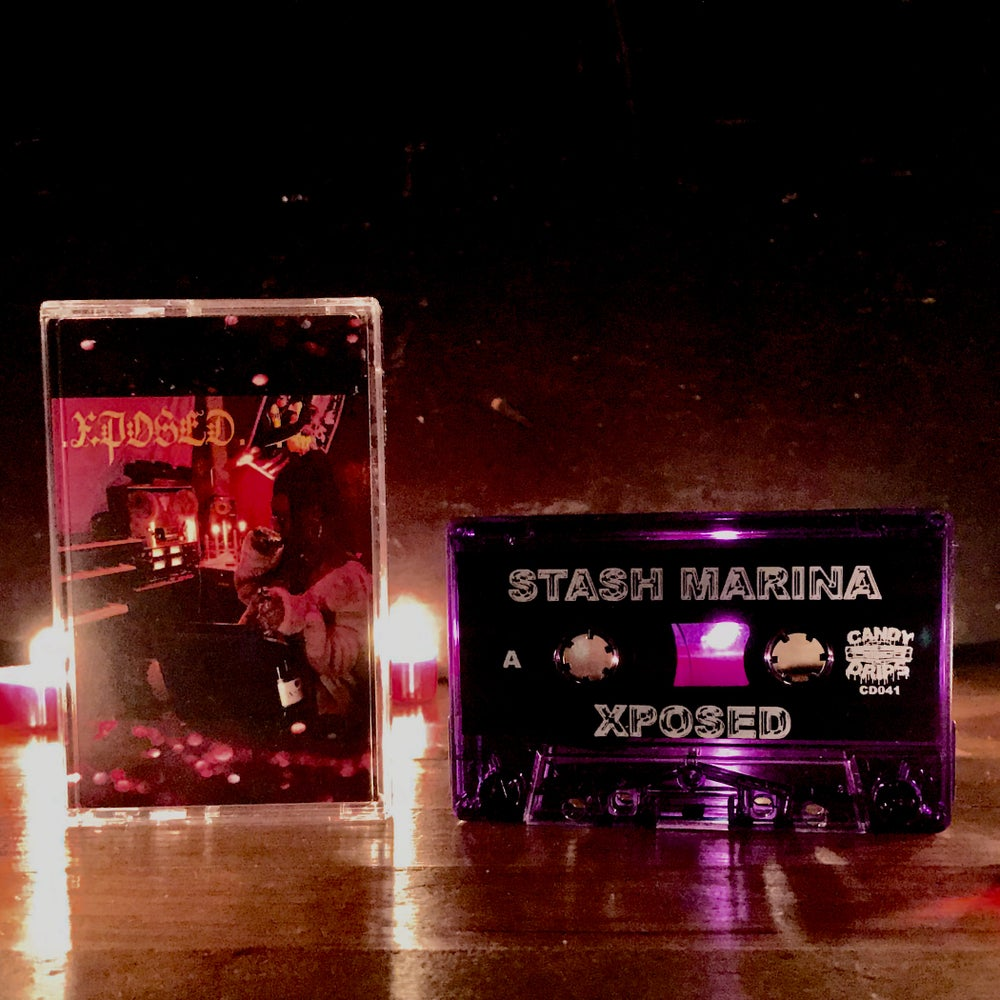 Image of Stash Marina - XPOSED : Limited Edition Cassette