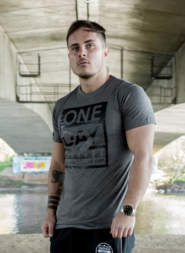 Image of OneDay Shirt | Charcoal