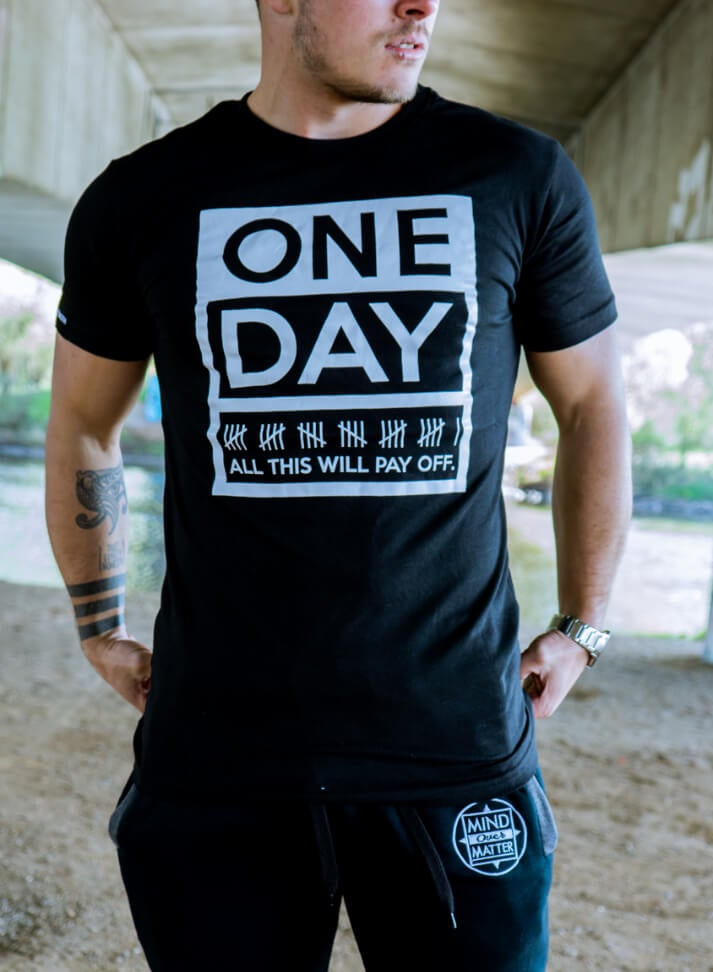 Image of OneDay Shirt | Black