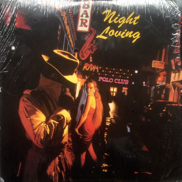 Image of POLO CLUB - NIGHT LOVING 12""