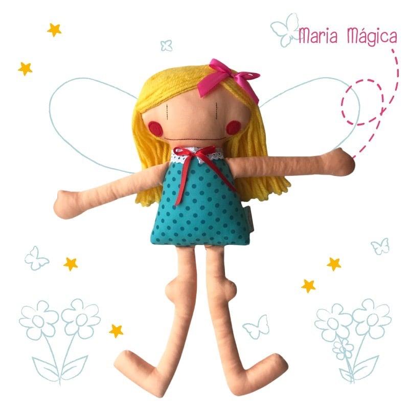 Image of Magic Mary :: Maria Mágica