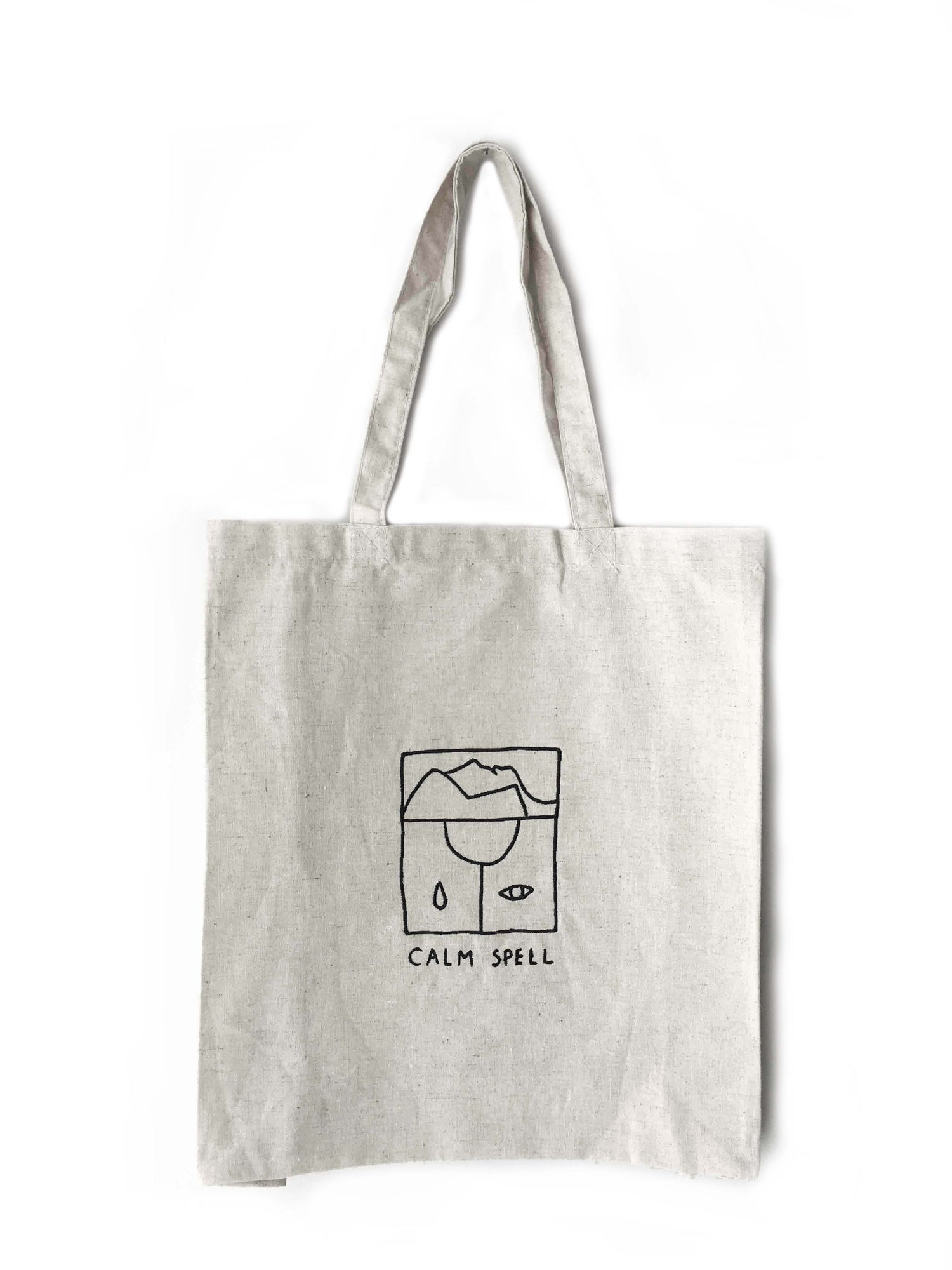 Image of Calm Spell Tote Bag