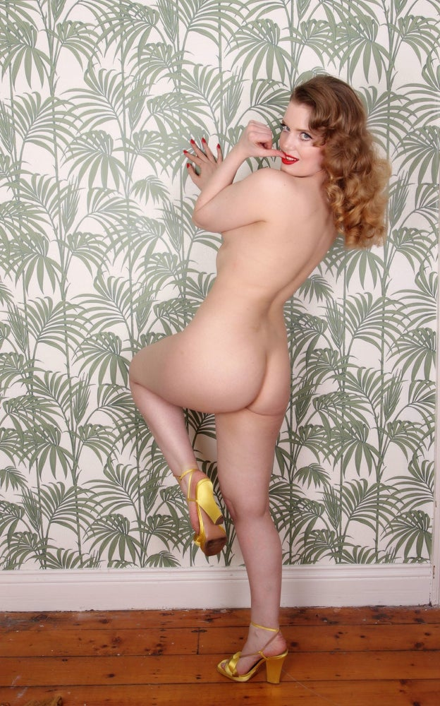 Image of Jungle Nude 12x8