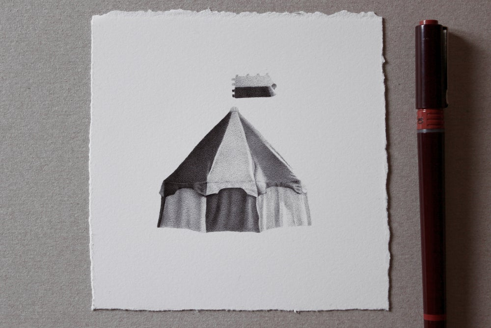 Image of 'Medieval tent'