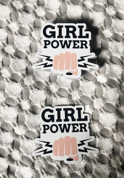 Image of Girl Power Magnet
