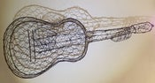 Image of Guitar String Sculpture + Digital Album