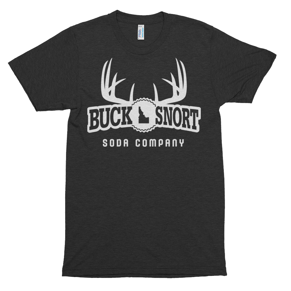 Image of BuckSnort Triblend TShirt