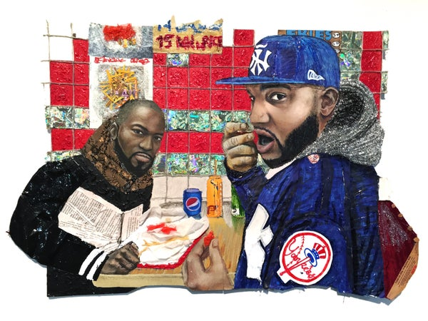 Image of BODEGA BOYS (Print)