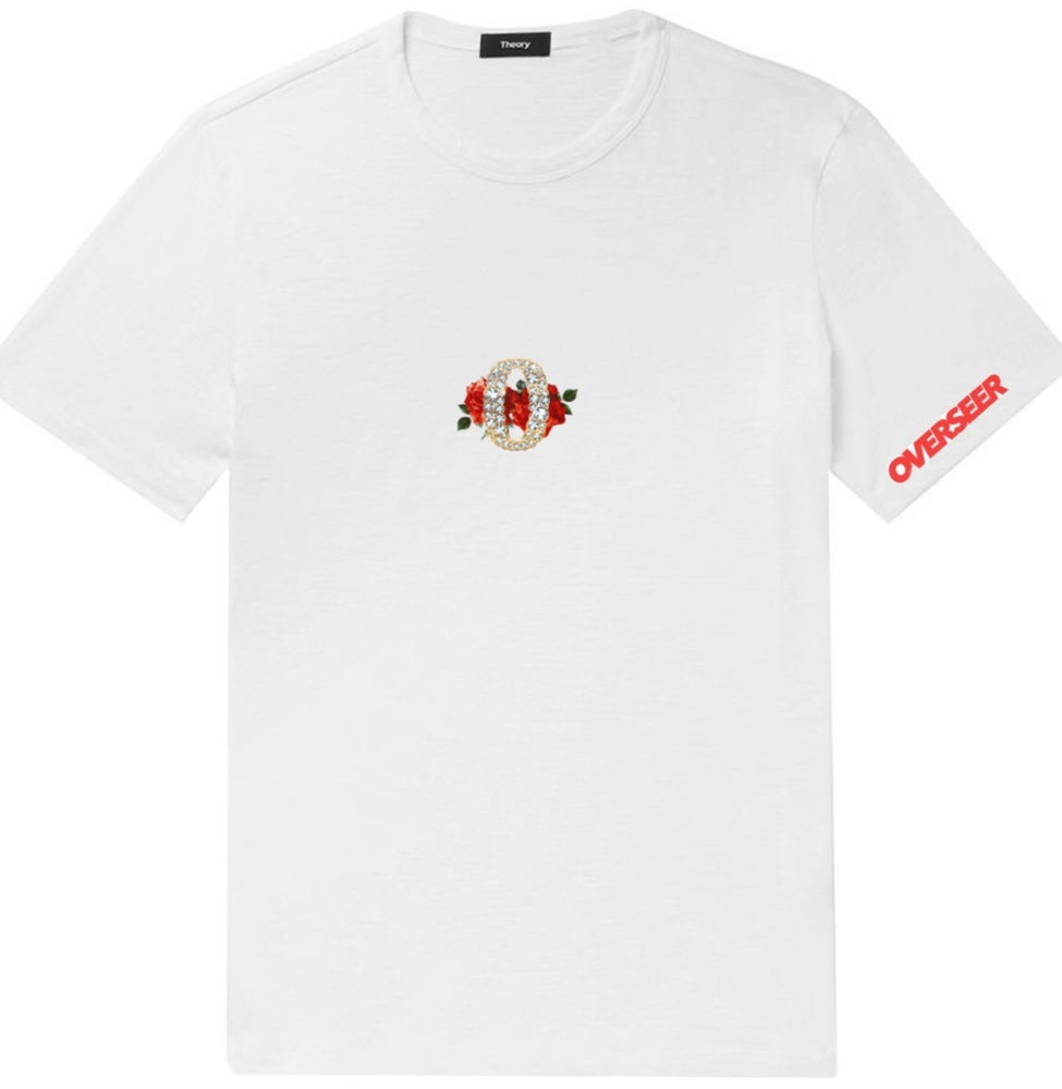 Image of White OVERSEER T-SHIRT