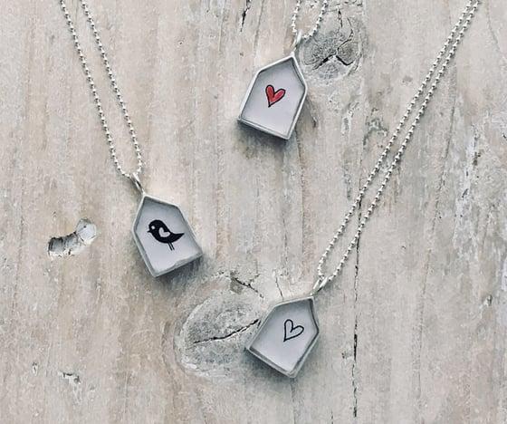 Image of Love Shack pendant