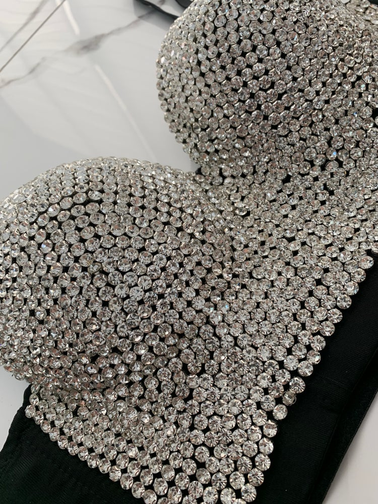 Image of Embellished Bralette