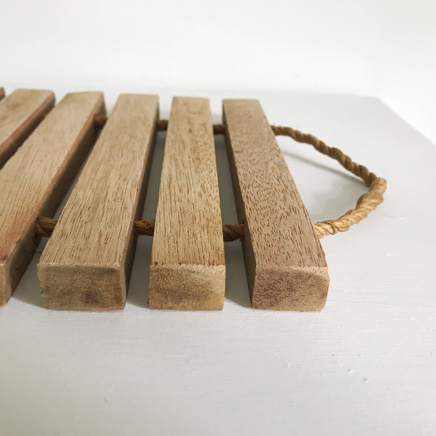 Image of Wooden Trivet