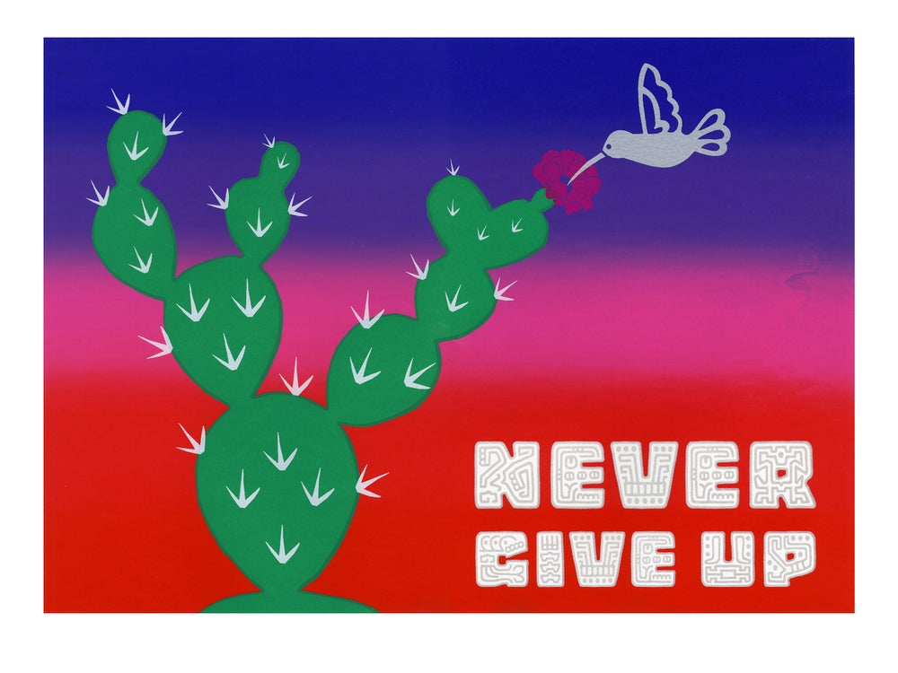 Image of Never Give Up (2018)