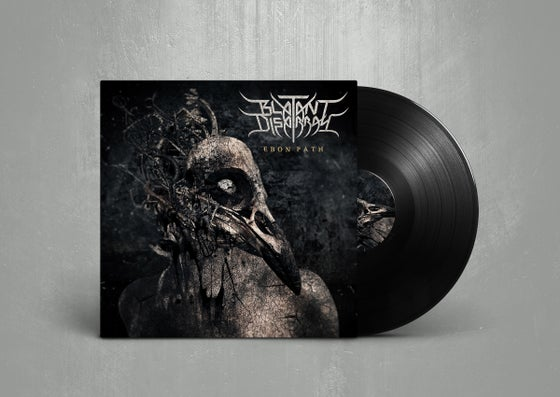 Image of Ebon Path Vinyl Record (Black)