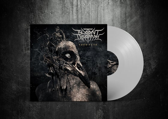 Image of Ebon Path Vinyl Record (White)