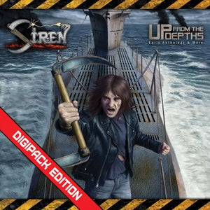 Image of SIREN - Up From the Depths: Early Anthology and More 2CD Digipack