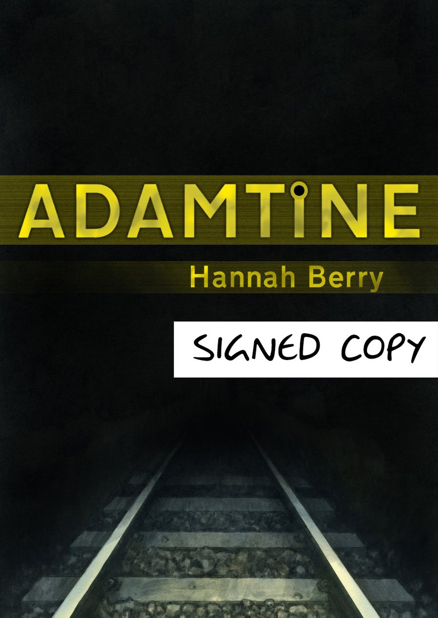 Image of ADAMTINE - Signed
