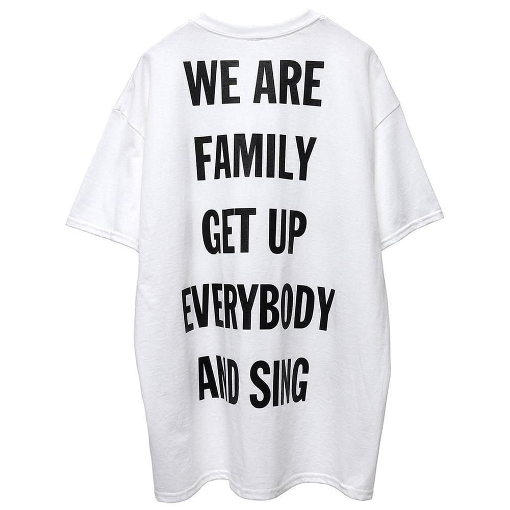 Image of FAMILY BIRTHDAY -WHITE-