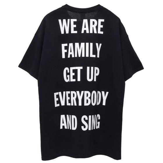 Image of FAMILY BIRTHDAY -BLACK-
