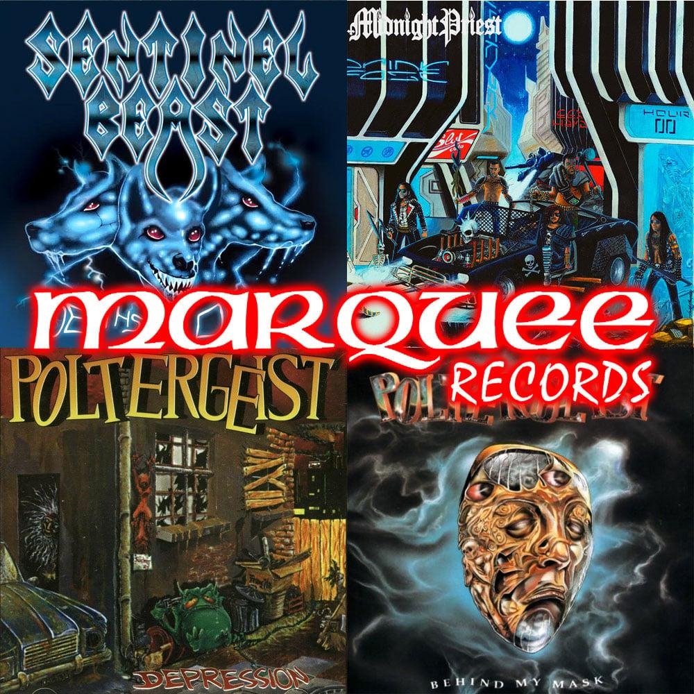 MARQUEE / SLANEY / URUBUZ / MOSH TUNEAGE (Updated 03/03/20)
