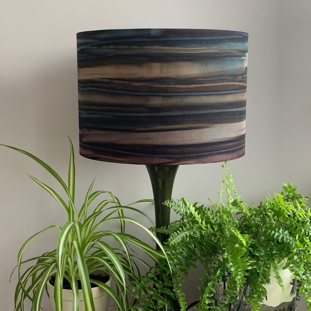Image of Patina Handpaints Stripes Storm Shade